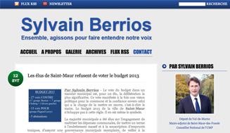Blog de Sylvain Berrios