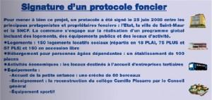 Protocole Foncier