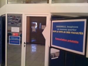 Bureau d'information et de consultation en Mairie