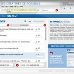 UMP et PS deux visions du web social politique...