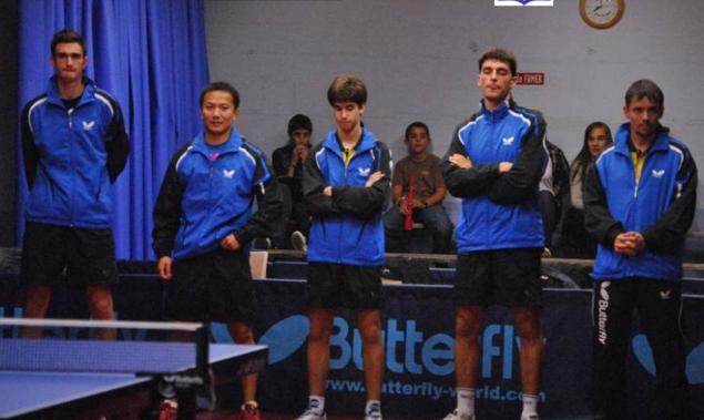 La vga tennis de table championne de france de pro b - Resultat tennis de table pro a ...
