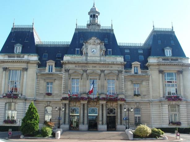 mairie de Saint Maur