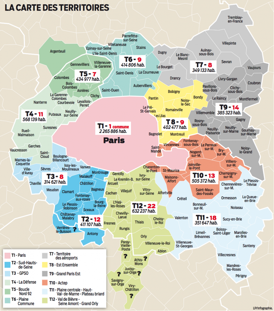 Infographie du Parisien 94